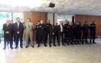 Policiers et pompiers de Bastia récompensés pour leur courage après la fusillade de Lupinu