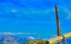 La photo du jour : au sommet de Punta minuta