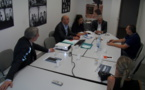Bastia : La rectrice à la rencontre de Canopé