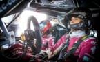 Rallye de Grande-Bretagne : Loubet en tête du WRC2