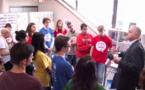 Bastia : 12 ambassadeurs du Parlement européen aux lycées Paul-Vincensini et Fred-Scamaroni