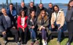 Objectifs atteints pour la délégation d'entreprises corses en Gaspésie