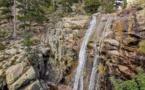 La photo du jour :  la cascade des Radule à Albertacce