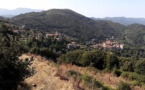 La photo du jour : balade au-dessus de Santa Lucia di Tallà