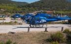 """Les hélicoptères de la """"Carte aux trésors"""" survolent Ajaccio"""