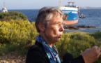 """Elisabeth Borne à Cala Longa : """"Tout mettre en œuvre pour que l'évacuation du Rhodanus se fasse sans dommage pour le site"""""""
