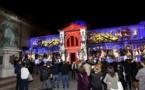 EN IMAGES - A Ajaccio le festival Lume célèbre les 250 ans de Napoléon