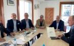 Les premiers membres du club de mécènes du patrimoine de Corse