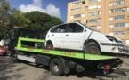 Véhicules ventouses :  bientôt 200 voitures à la fourrière en Haute-Corse
