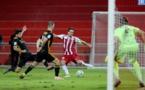L'ACA s'impose devant Rodez (1-0) et prend la tête de la Ligue 2