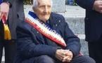 L'hommage d'Aregnu à son ancien maire centenaire Charles Impériali