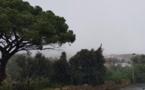 Trafic aérien fortement perturbé par la tempête à Calvi et Figari