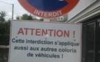 INSOLITE - L'utile précision du panneau routier