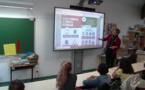 Furiani : Le permis piéton pour des élèves de CE2
