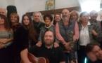 Après-midi musical très réussi au Domaine Orsini au profit de La Ligue Contre Le Cancer