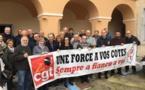 Bastia : la retraite en débat avec la CGT