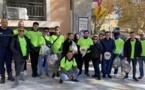 Bastia : Quand les jeunes s'attaquent aux mégots de la ville