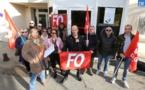 Ajaccio :  Les agents des finances publiques ne lâchent rien