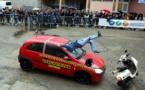 Ajaccio : des crash-test spectaculaires pour sensibiliser les lycéens à la sécurité routière