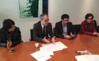 Corsica Libera a présenté sa motion qui sera débattue les 28 et 29 novembre prochains