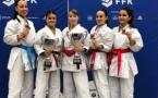 Karaté : la belle moisson insulaire aux championnats de France Kata
