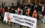 Violences faites aux femmes : Plusieurs centaines de personnes ont marché à Ajaccio