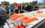 Inondations à Penta-di-Casinca : plus de 100 personnes mobilisées pendant deux jours