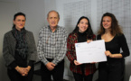 Précarité étudiante en Corse : le soutien de l'Université à Aiutu Studientinu
