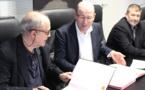"""Université de Corse et Orange : """"aller plus loin et plus fort"""" dans un partenariat """"durable"""""""