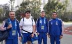 Le 2e REP de Calvi et la judokate Julia Tolofua présents aux Jeux mondiaux militaires en Chine