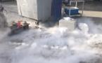 CO2A, la première entreprise de glace carbonique en Corse
