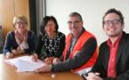 CPAM de Corse-du-Sud et Croix Rouge main dans la main contre le renoncement aux soins