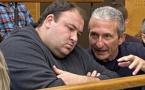 Philippe Flori et Joseph Colombani au tribunal de Bastia