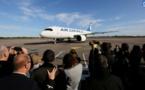 Air Corsica accueille en grande pompe son nouvel A320 Neo