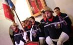 Les pompiers de Haute-Corse ont honoré leur sainte patronne à Calacuccia