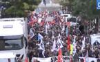 Des milliers de personnes dans les rues de Bastia contre la réforme des retraites