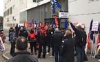 Bastia : Les policiers sont, aussi, descendus dans la rue !