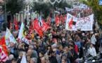 Réforme des retraites : mobilisation massive à Ajaccio