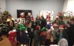 Bastia : Quand le marché de Noël d'OPRA s'invite à l'EHPAD Ste Thérèse !