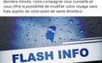Vent violent en Corse : Air Corsica conseille de décaler son voyage