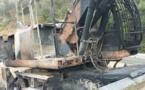 Engins de chantier brûlés en Balagne : le soutien de Lionel Mortini aux entreprises touchées