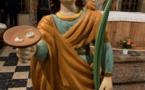 Sainte Lucie vénérée dans la citadelle de Calvi