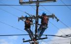 Tempête de vent en Corse : ce midi encore 400 foyers privés d'électricité