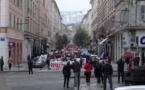 Bastia : Entre 1 000 et 1 500 personnes dans la rue contre la réforme des retraites.