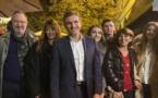 VIDEO- Municipales 2020 à Bastia : Jean-Martin Mondoloni inaugure sa permanence