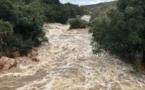 Intempéries : les barrages de Tolla, Rizzanese, Calacuccia et Sampolo placés en état de crue