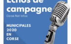 Municipales 2020 : échos de campagne du 22 Décembre