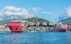 Mauvais temps : Les traversées Marseille-Ajaccio du Jean Nicoli et du Monte d'Oro annulées