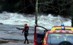 La Corse-du-Sud en vigilance Orange pour vent violent et vague-submersion