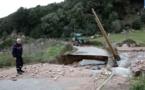 En images - Les dégâts de la tempête Fabien à Ajaccio et en Corse-du-Sud